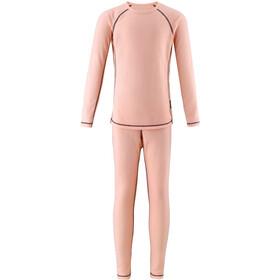 Reima Lani Thermal Set Youth powder pink